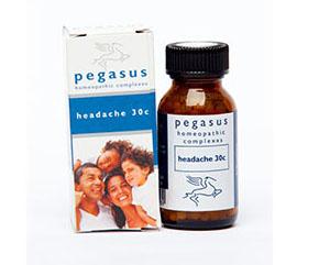 Pegasus Headache