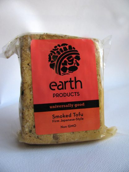 Earth Products Smoked Tofu