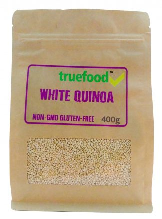 True Food White Quinoa 400g