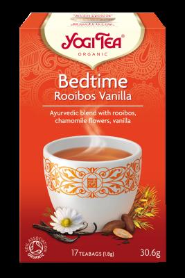 Yogi Tea Bedtime Rooibos Vanilla