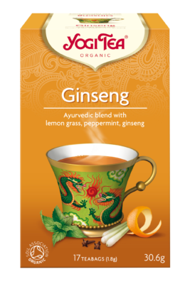 Yogi Tea Ginseng Flower