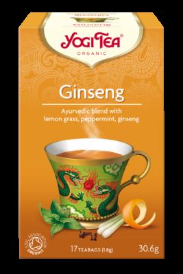 Yogi Tea Ginseng Flower