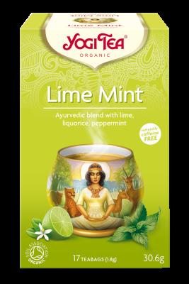 Yogi Tea Lime Mint