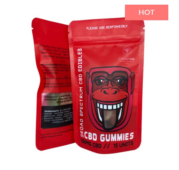 Cannaco CBD Gummies