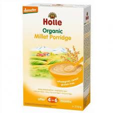 Holle Organic Baby Foods Millet Porridge