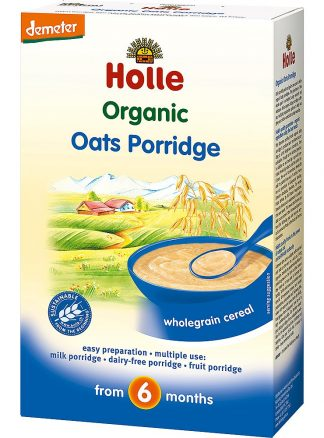 Holle Organic Baby Foods Oats Porridge