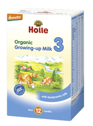 Holle Organic Baby Foods Stage 3 Formula