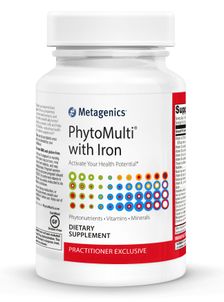 Metagenics PhytoMulti with Iron 60T