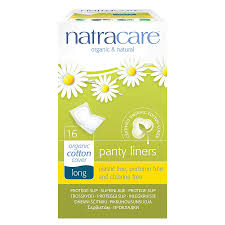 Natracare Organic Long Panty Liners