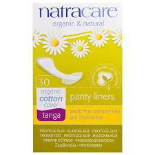 Natracare Organic Tanga Panty Liners