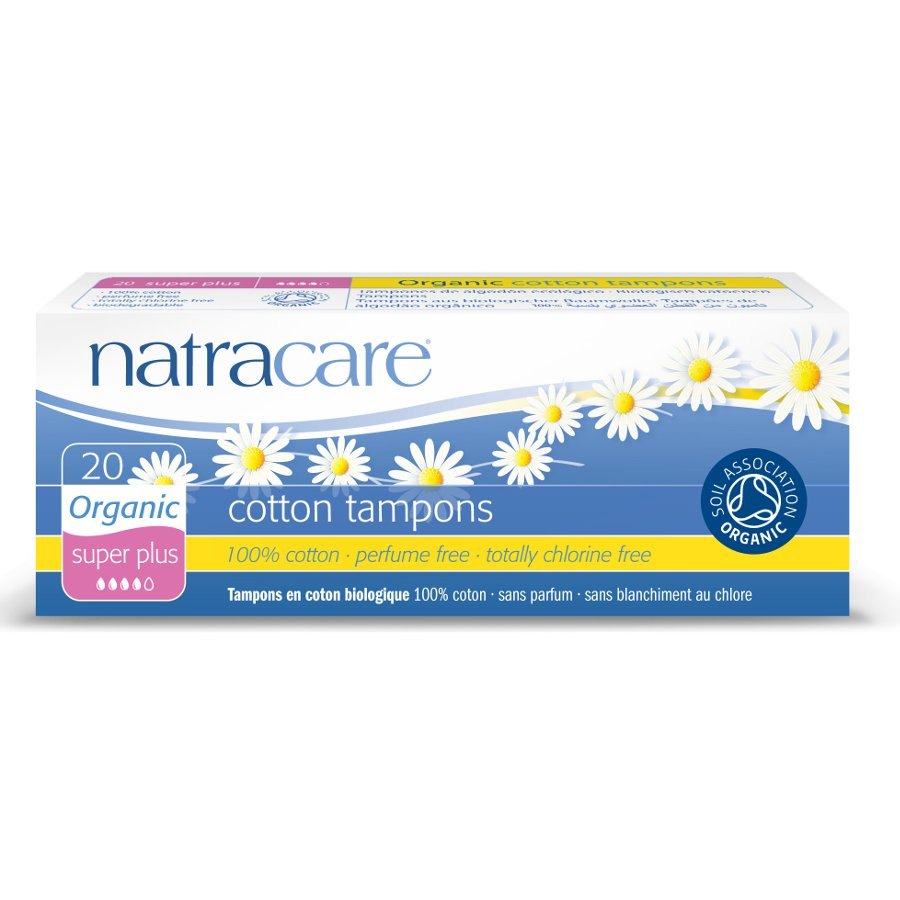 Natracare Super Plus Tampons