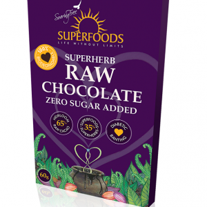 Superfoods Raw Chocolate Superherb