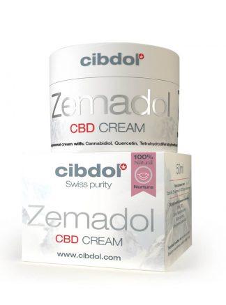 Cibdol Zemadol CBD Eczema Cream