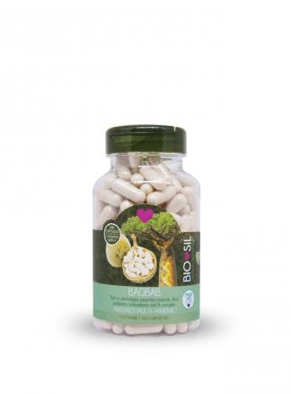 Biosil Baobab capsules 180