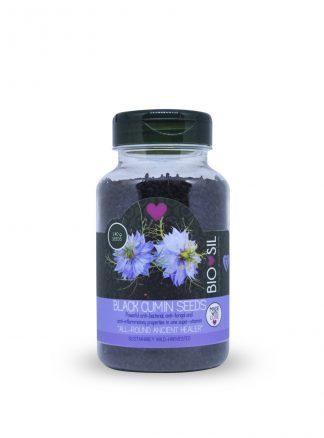 Biosil Black Cumin Seed Nigella Sativa 140g