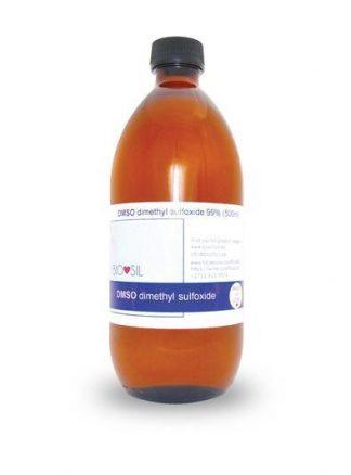 Biosil DMSO (Dimethyl Sulfoxide) 500ml