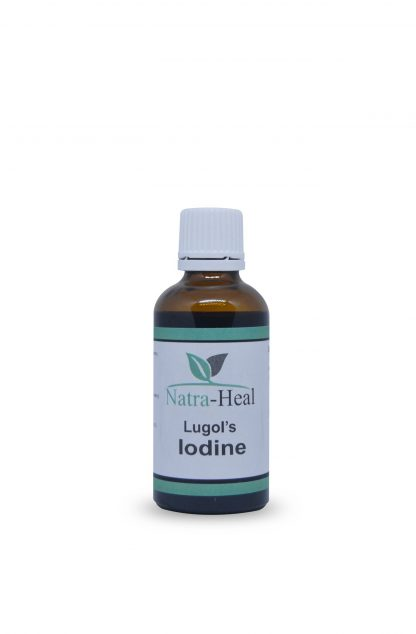 Lugols Iodine 50ml