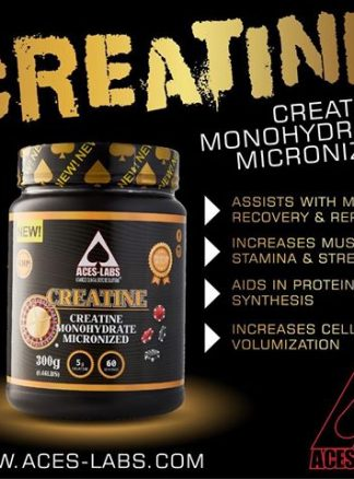Aces Labs Creatine 300g
