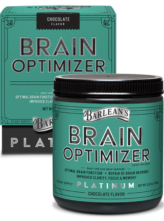 Barleans Brain Optimizer Chocolate Powder 180g