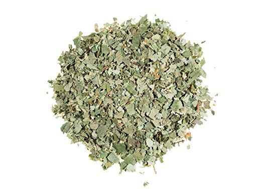 Birch Leaves Cut 75g