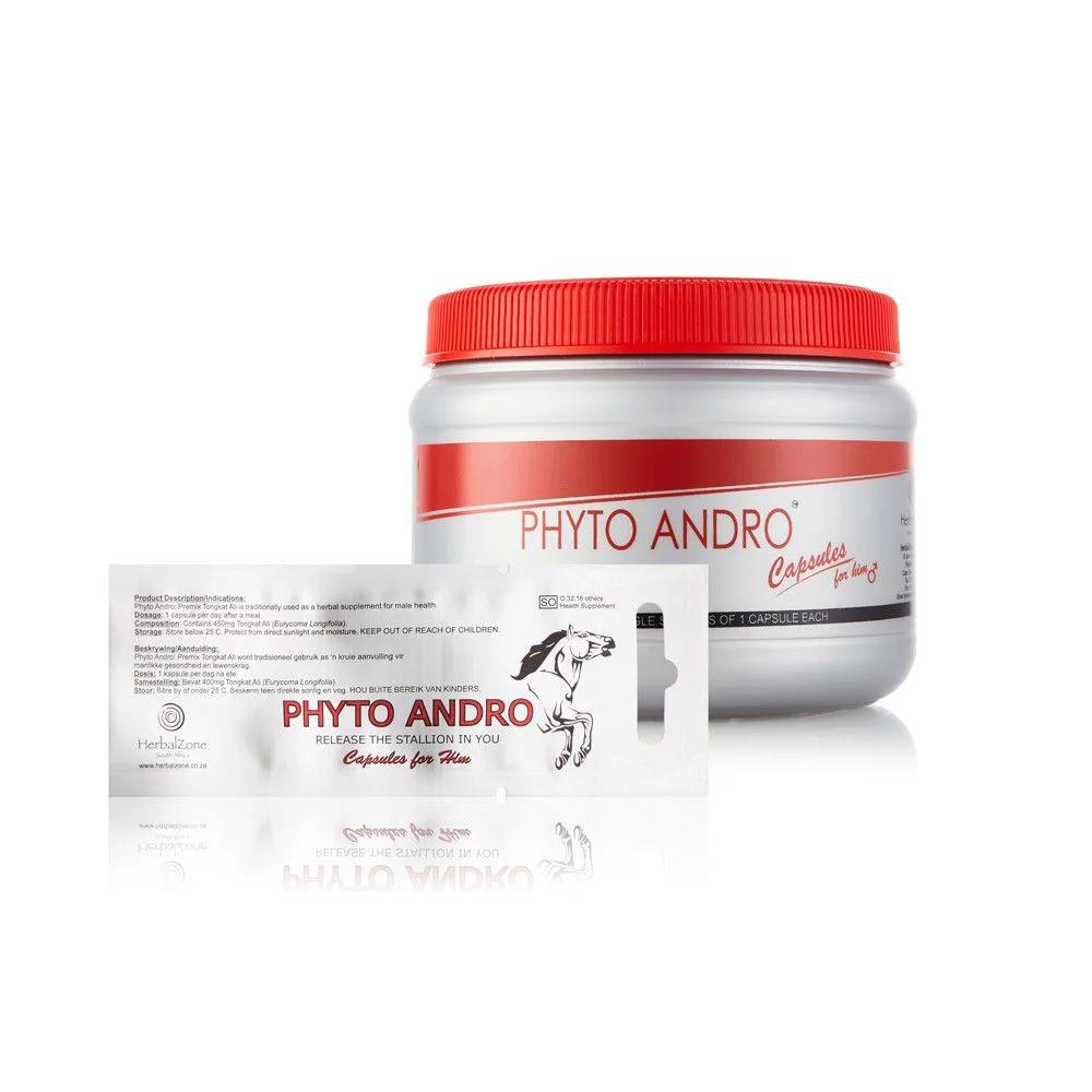 Phyto Andro Capsule - Online Vitamins & Natural Medication