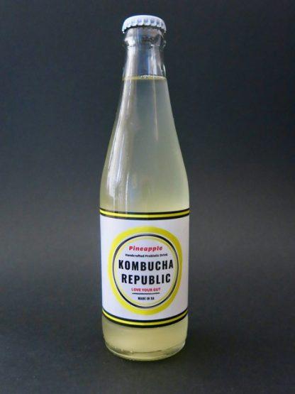 Kombucha Republic Pineapple 330ml