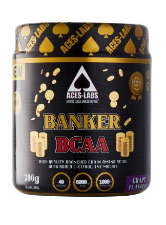 Aces Labs Banker BCAA Grape