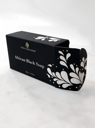 Nina Malanje African Black Soap