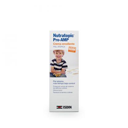 Nutratopic Pro-AMP Emollient Cream Atopic Skin