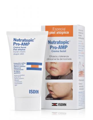 Nutratopic Pro-AMP Facial cream Atopic Skin