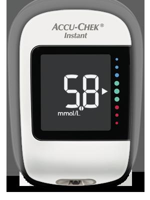 Accu Chek Instant Meter