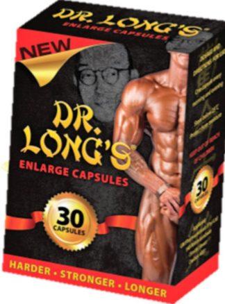Dr Longs Enlarge Capsules
