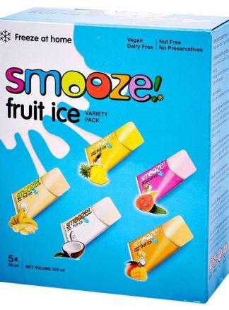 Smooze Fruit Ice Variety Pack