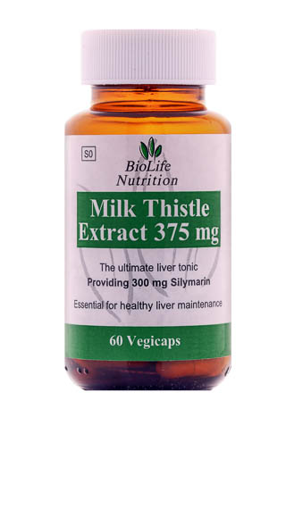 Buy BioLife Milk Thistle Extract Online