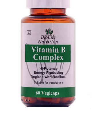 BioLife Nutrition Vitamin B Complex