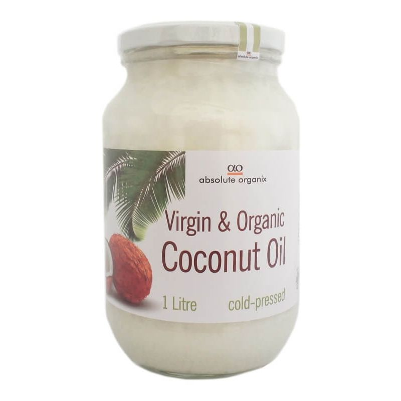 Absolute Organix Coconut Oil