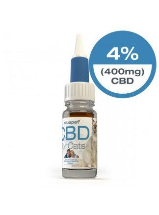 CBD Fish Oil for Cats 4% 400mg CBD