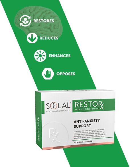 Solal RestorX Anti Anxiety Support