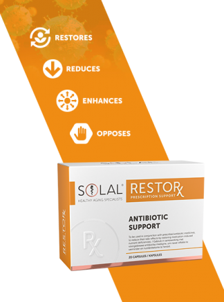 Solal RestorX Antibiotic Support