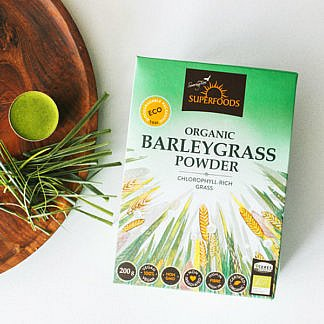 Superfoods Organic Barley Grass Powder