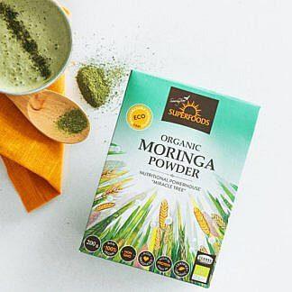 Superfoods Organic Moringa Powder