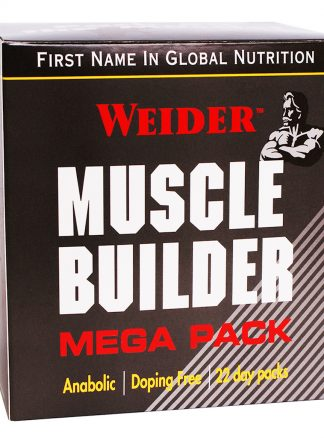 Weider Muscle Builder Mega Pack