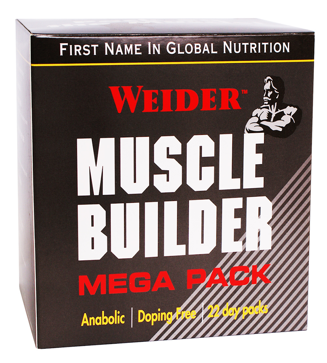 Muscle Builder Mega Pack