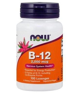 Now Foods B12