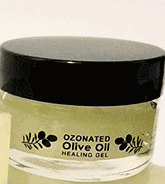 Ozonised Healing Gel