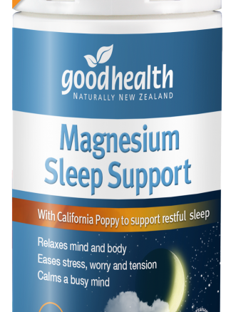 Magnesium Sleep Support