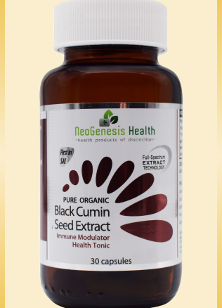 Neogenesis Black Cumin Seed Extract