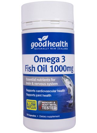 Good Health Omega 3