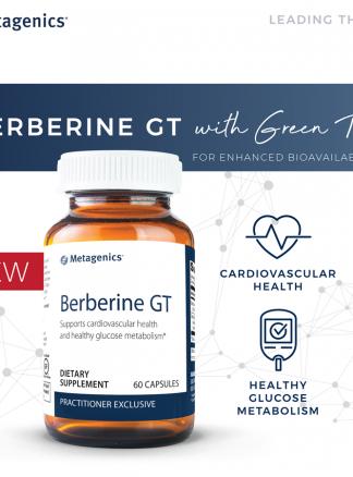 Metagenics Berberine GT