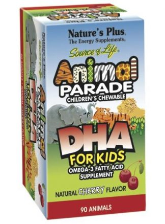 Animal Parade DHA for Kids Chewables